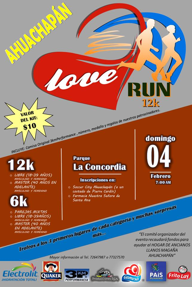 Love Run (Ahuachapán)