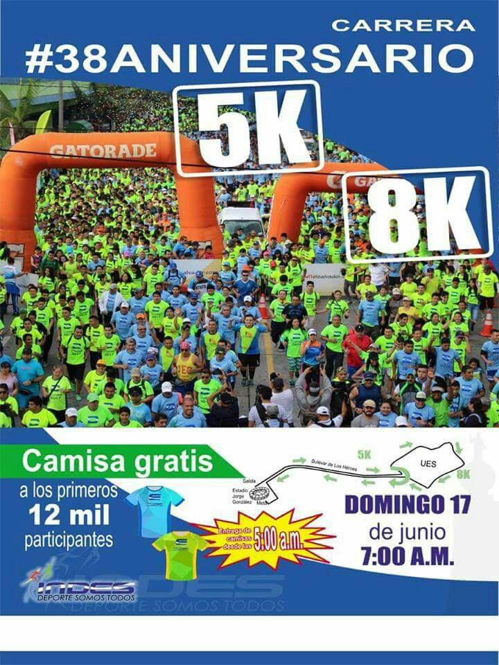 Carrera INDES