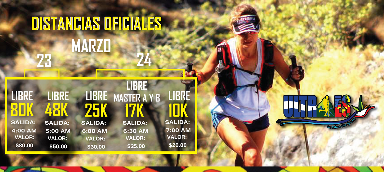 Ultra Trail El Salvador (Etapa I)